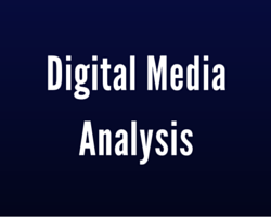 Digital Media Analysis